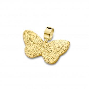 Butterfly arany sárga/sárga
