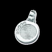 Dazzling zirconia ezüst