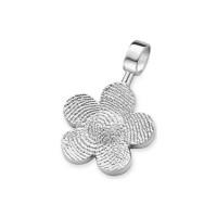 Bliss flower ezüst