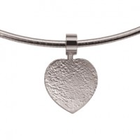Heart ezüst