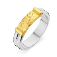 Forever arany sárga/fehér